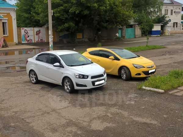 Chevrolet Aveo, 2014 год, 420 000 руб.
