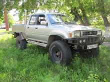 Курган Hilux Pick Up 1992