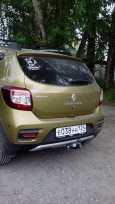 Renault Sandero Stepway, 2016 год, 800 000 руб.