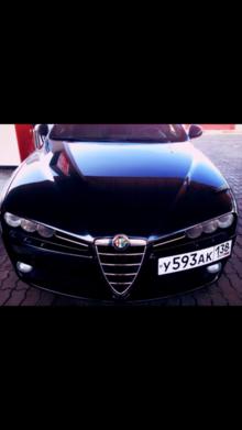 Alfa Romeo 159, 2007 г., Иркутск