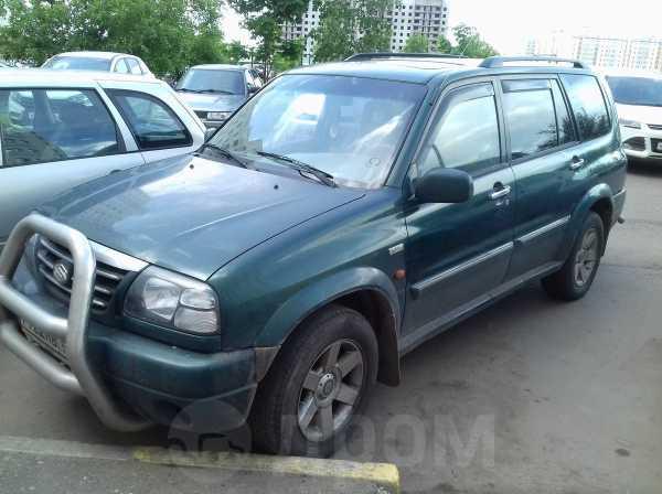 Suzuki Grand Vitara XL-7, 2002 год, 390 000 руб.