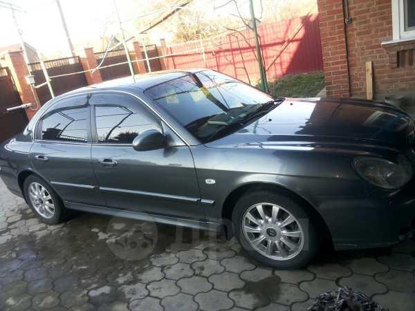 Hyundai Sonata, 2008 год, 255 000 руб.