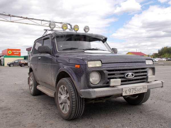 Лада 4x4 2121 Нива, 2001 год, 300 000 руб.