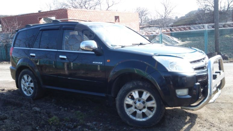 Great Wall Hover H3, 2006 год, 400 000 руб.
