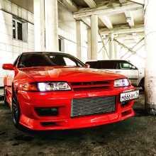 Якутск Skyline GT-R 1989