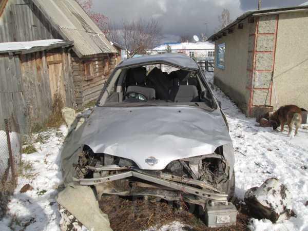Nissan Tino, 1999 год, 60 000 руб.