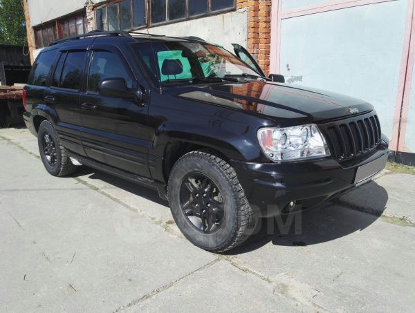 Jeep Grand Cherokee, 2000 год, 380 000 руб.
