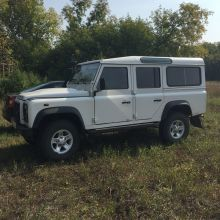 Land Rover Defender, 2007 г., Самара
