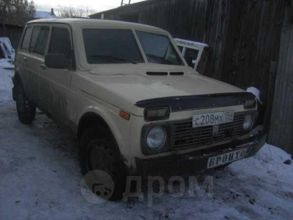Лада 4x4 Бронто, 2003 год, 65 000 руб.