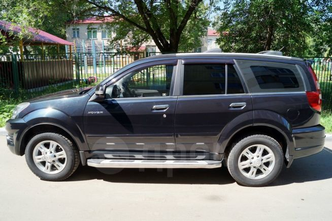 Great Wall Hover H3, 2013 год, 630 000 руб.