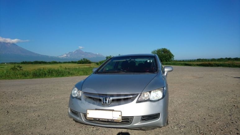 Honda Civic, 2006 год, 440 000 руб.