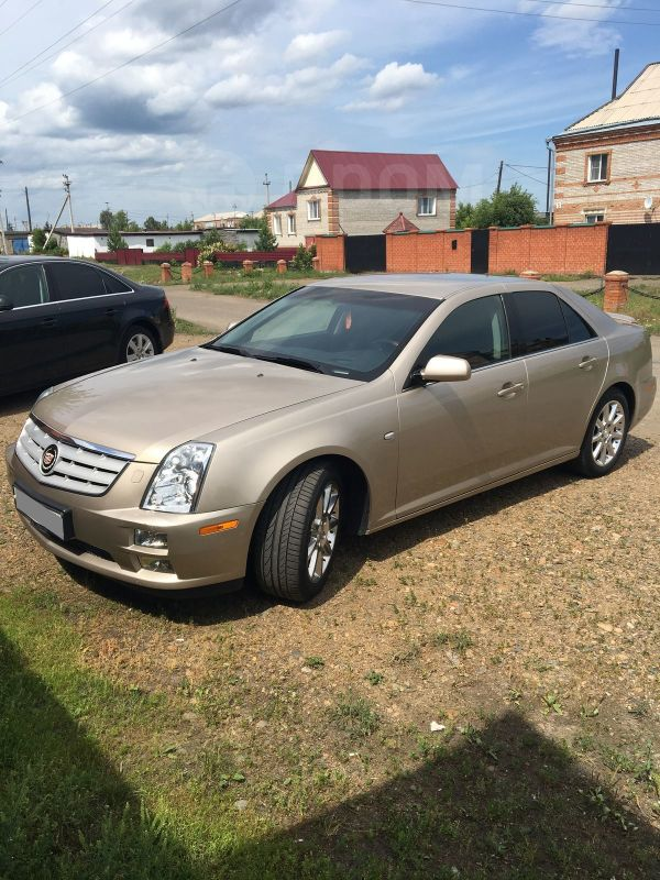 Cadillac STS, 2005 год, 550 000 руб.