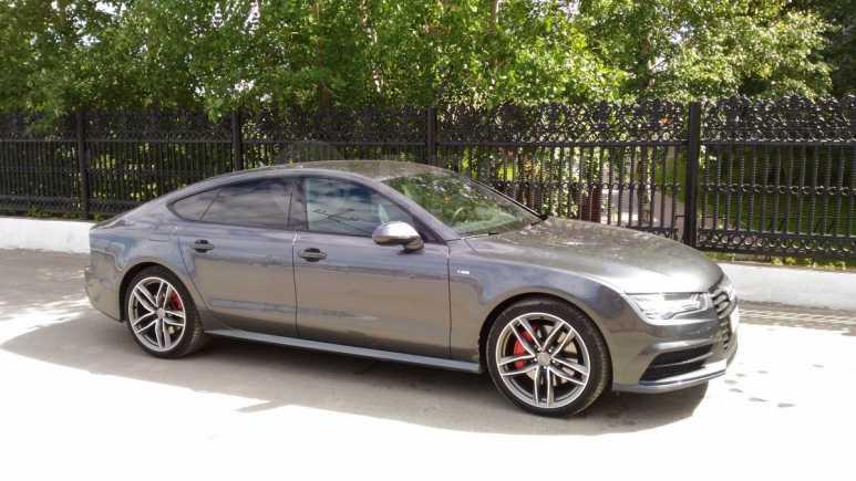 Audi A7, 2016 год, 3 777 777 руб.