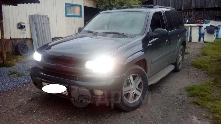 Chevrolet TrailBlazer, 2007 год, 470 000 руб.