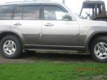 Новосибирск Terracan 2003