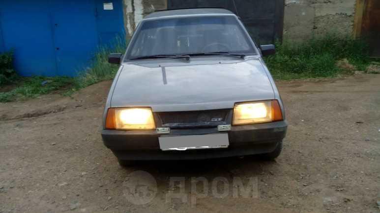 Лада 2109, 1995 год, 42 000 руб.