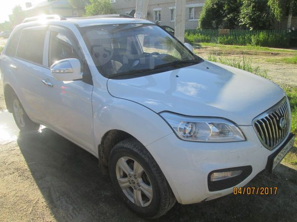 Lifan X60, 2015 год, 420 000 руб.