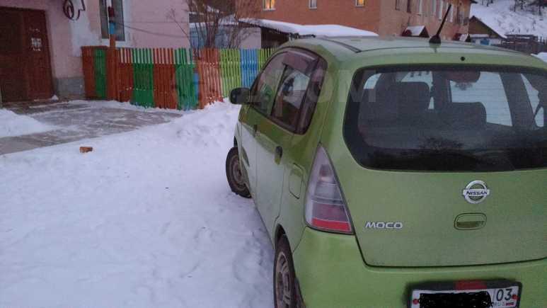 Nissan Moco, 2005 год, 190 000 руб.