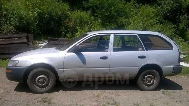 Toyota Corolla, 1995 год, 84 000 руб.