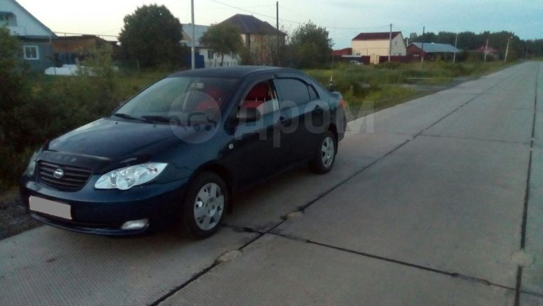 BYD F3, 2011 год, 250 000 руб.