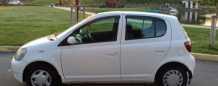 Toyota Vitz, 2001 год, 176 000 руб.