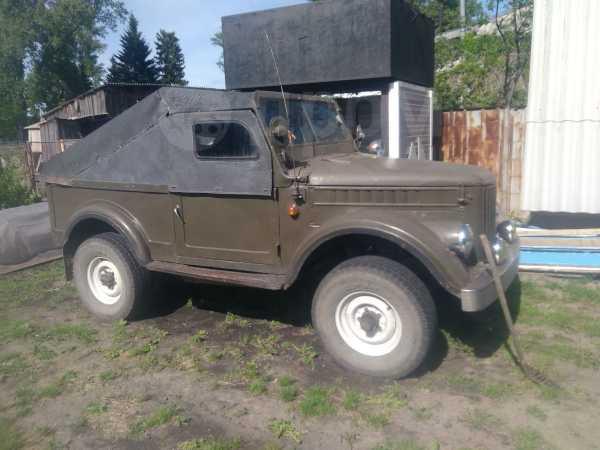 ГАЗ 69, 1976 год, 100 000 руб.