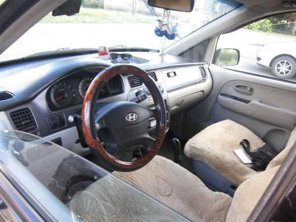 Hyundai Trajet, 2005 год, 410 000 руб.