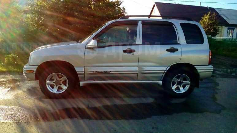 Chevrolet Tracker, 2004 год, 250 000 руб.