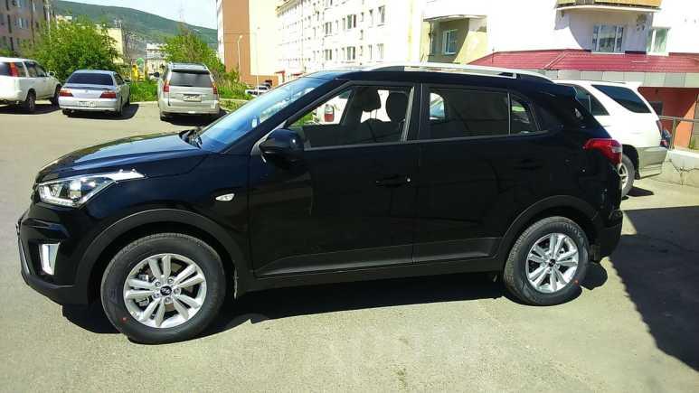 Hyundai Creta, 2017 год, 1 399 000 руб.