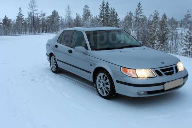 Saab 9-5, 2002 год, 355 000 руб.