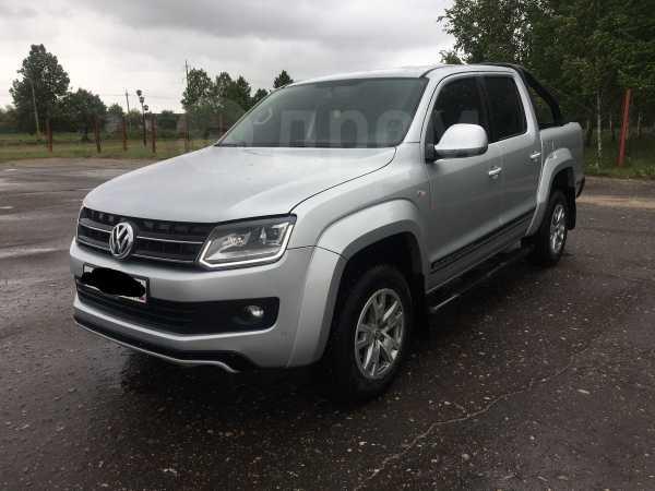 Volkswagen Amarok, 2016 год, 1 890 000 руб.