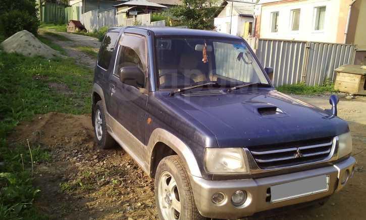 Mitsubishi Pajero Mini, 2004 год, 225 000 руб.
