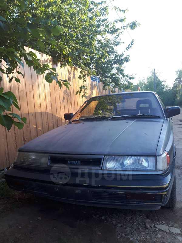 Nissan Sunny RZ-1, 1987 год, 150 000 руб.