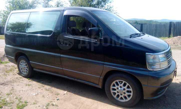 Nissan Caravan Elgrand, 1997 год, 400 000 руб.
