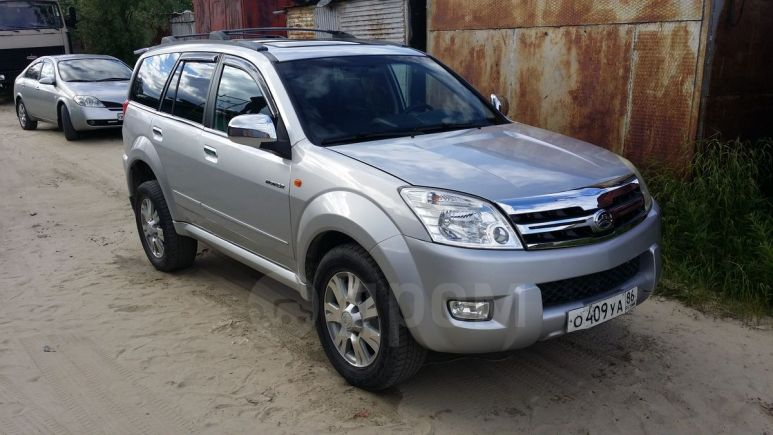 Great Wall Hover, 2007 год, 420 000 руб.