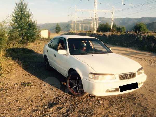 Toyota Sprinter, 1999 год, 235 000 руб.