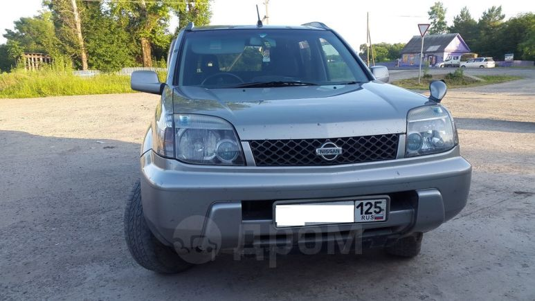 Nissan X-Trail, 2001 год, 450 000 руб.