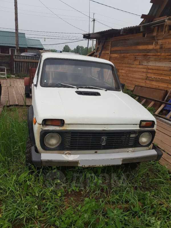 Лада 4x4 2121 Нива, 1990 год, 55 000 руб.