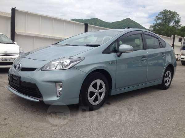 Toyota Prius, 2012 год, 920 000 руб.