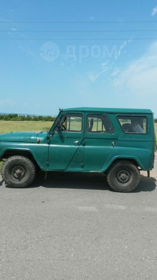 УАЗ 469, 1979 год, 100 000 руб.