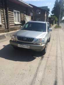 Новосибирск РХ 300 2001