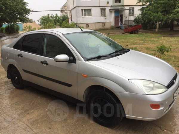 Ford Focus, 2001 год, 165 000 руб.