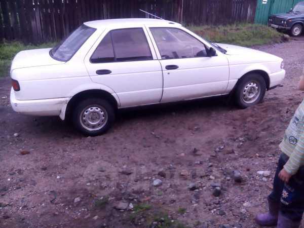 Nissan Sunny, 1991 год, 75 000 руб.