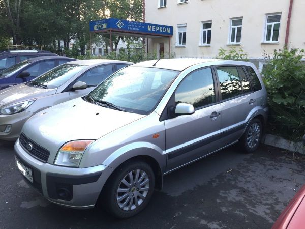 Ford Fusion, 2008 год, 308 000 руб.