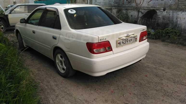 Toyota Carina, 2001 год, 258 000 руб.