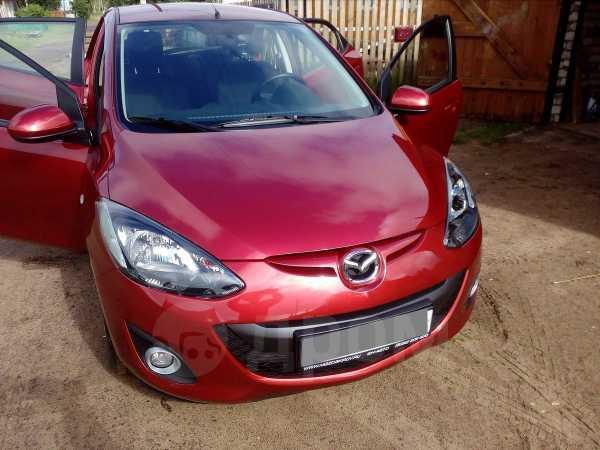 Mazda Mazda2, 2013 год, 650 000 руб.