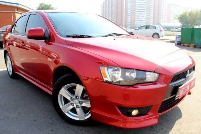 Mitsubishi Lancer, 2008 год, 445 000 руб.