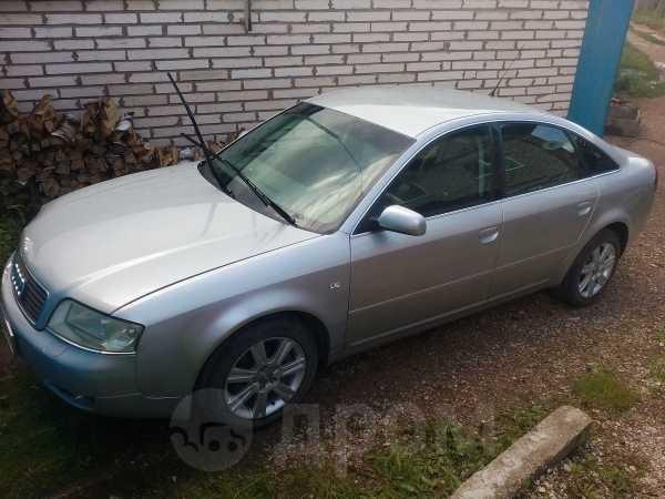 Audi A6, 2004 год, 305 000 руб.
