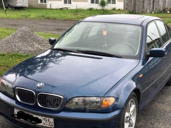 BMW 3-Series, 2002 год, 230 000 руб.