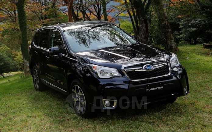 Subaru Forester, 2013 год, 1 190 000 руб.